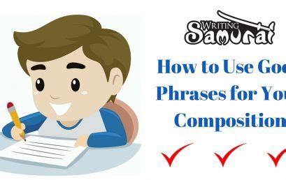 Сomposition Writing Tips - How to Write An Essay For